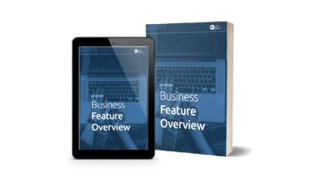 Cover - WP Business feature overview