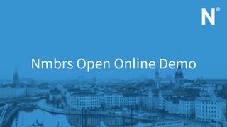 Open Online Demo #2