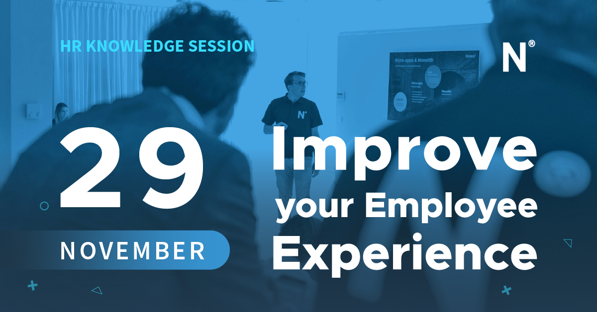 Improve your Employee Experience